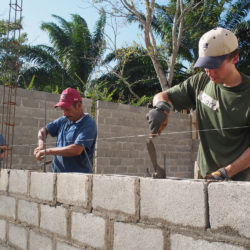 Voluntary work service trips Central America
