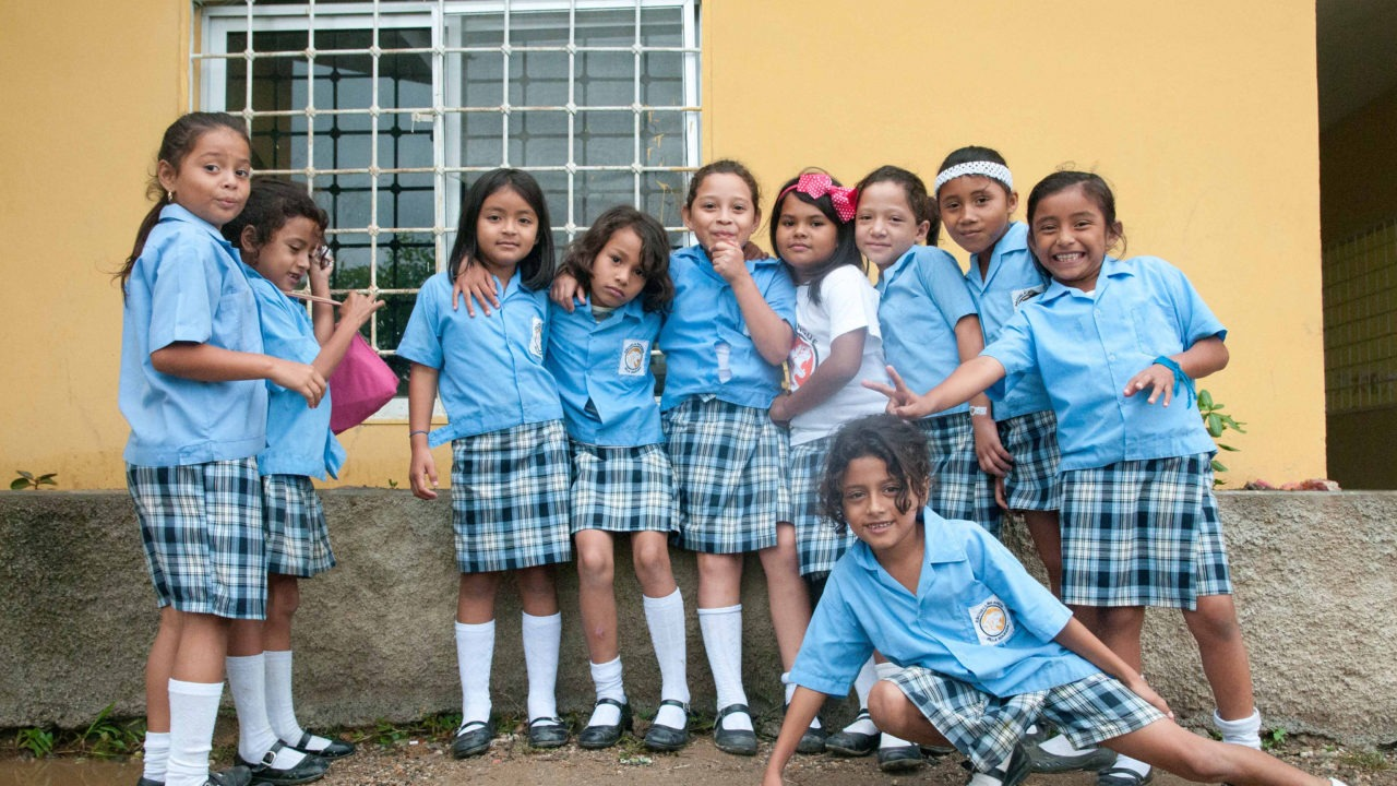 Bilingual Students Honduras volunteer programs