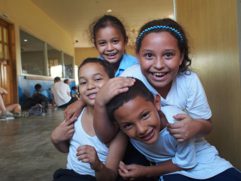 Orphanages in Honduras mission trips
