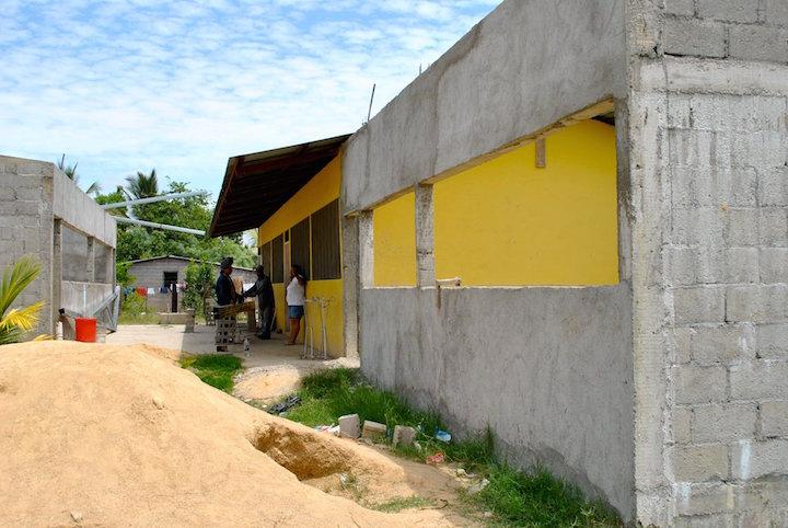 best volunteer abroad programs School building program