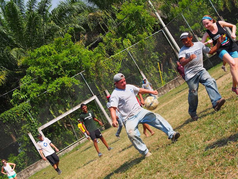 honduras orphanage voluntary work with children