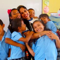 Honduras voluntary Teacher