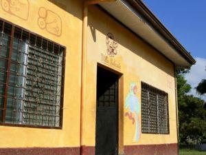 Villa Soleada Guest House in Honduras