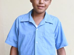 Estudiantes de Honduras: Meet Jose M., 6th Grader at the Villa Soleada Bilingual School